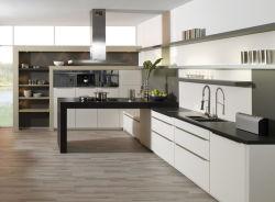 Le Filippine che appendono gli insiemi dell'armadio da cucina per il Governo acrilico del dispersore della mobilia della cucina del piccolo cucinino della cucina progetta l'insieme moderno
