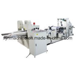 Machine de tissus d'impression couleur automatique de la machine Serviette Serviette Serviette en papier-tissu imprimé de la machinerie et le pliage de décisions gaufré serviette de table