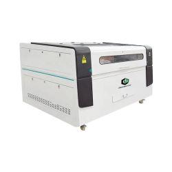 1390 La posición automática CNC Máquina de corte láser de CO2 Cámara CCD con un paño de tela para cortar la etiqueta