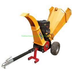 Directement en usine de bois d'alimentation Shredder Ce approuvé découpeuse à bois