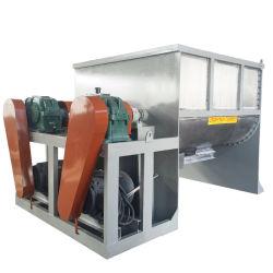 Горизонтальная лента блендер заслонки смешения воздушных потоков в порошок смешивающая машина производителей