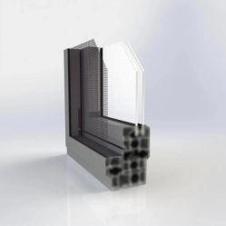 Ventana de personalizar la Certificación de Calidad el mejor precio del producto de muebles de Aluminio Aluminio