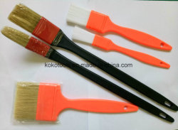يحرّر فرشاة (مشعّ نوع) في بلاستيك أو خشب مقبض بلاستيكيّة حل فرشاة معدن