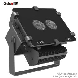 Flut-Licht des Halogen-500W der Lampen-LED im Freien LED der Abwechslungs-150W