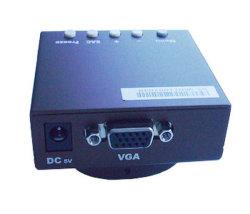 MC8 Caméra vidéo VGA pour microscope avec générateur de construire en croix