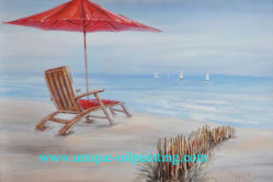 Seascape moderno pintura a óleo Arts