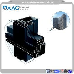 Остекление Anodizing стекло/индикатор наружной стены с различными цветовыми и различные системы