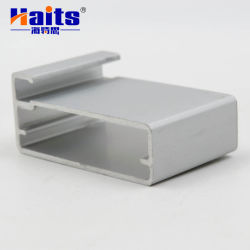 Profil en aluminium fenêtres coulissantes Rail profilé en aluminium