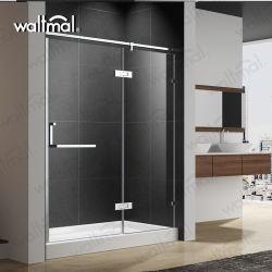 浴室のための強くされたガラスHingのシャワーのドア