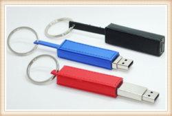 Buntes neues Leder USB-Blitz-Laufwerk