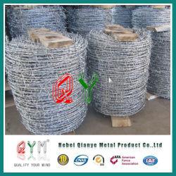 جودة عالية مجلفنة الفولاذ المقاوم للصدأ الأسلاك الشائكة السعر
