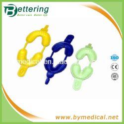 Bandeja de impressão de espuma de flúor dental descartável