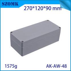 Верхний переключатель радиатор алюминиевый корпус для плат платы