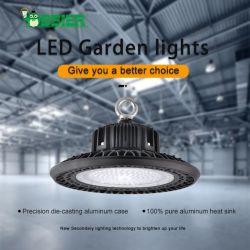 速い配達工場倉庫産業UFO 200W LED Highbayライト