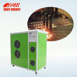 Générateur de gaz HHO hydrogène de l'eau Les machines de coupe