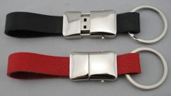 Smart запястья кожаные цепочки ключей флэш-накопитель USB нажмите кнопку разблокировать запястья USB флэш-диска