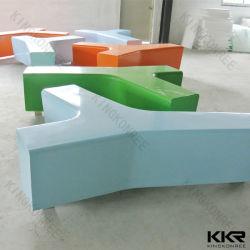 изготовленный на заказ<br/> акриловый твердой поверхности торгового центра на стенде