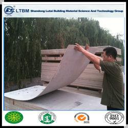 Densité moyenne de fibres de bois naturel Reforced Conseil de ciment