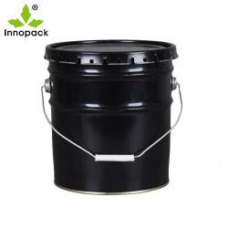 El tambor de acero de 10L 15L 20L bidón metálico interior poli/aceite/BARRIL DE ACERO