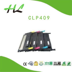 Совместимые цветных картриджей с тонером для Samsung Clp-409