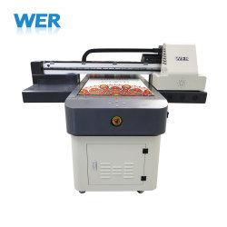 Imprimante scanner à plat UV LED pour le verre, céramique, bois, plastique, cuir, PVC, le Conseil d'AC, l'usine