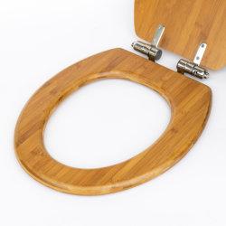 고품화 느린 폐색 대나무 변기 좌석