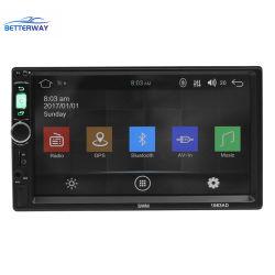 7 percorso universale di GPS dello specchio di BACCANO di stereotipia 2 dell'automobile di pollice HD di collegamento del giocatore radiofonico Android di Bluetooth MP5