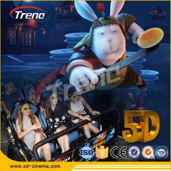 놀이공원 장비 5D 시네마
