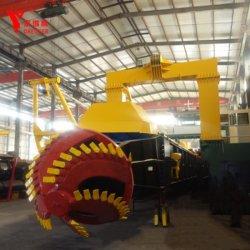 Macchina di dragaggio di estrazione mineraria idraulica completa di funzionamento 20inch da vendere