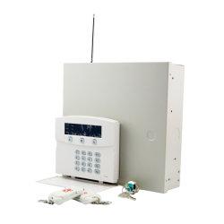 Boîte du panneau de commande d'alarme avec 16 zones filaires et sans fil