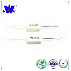 Резисторы силы цемента раны провода Rx27 5wceramic