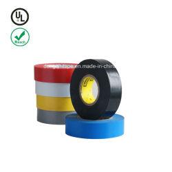 Fabricant de gros de 19mm de largeur du ruban isolant électrique PVC