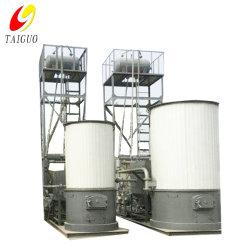 Kohle abgefeuerte vertikale thermische Öl-Heizung, Industrie-thermischer Öl-Ofen
