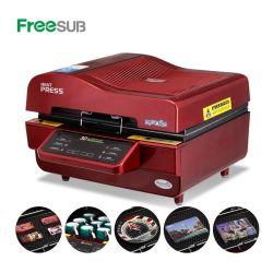 3D 승화 진공 인쇄 기계(CE 인증서 포함