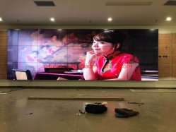 E-Fluence Indoor LED Display 46인치 LCD DID 스크린 비디오 벽걸이 초슬림 베젤 3.5mm 광고 LCD 광고 디스플레이