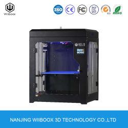 Wiiboox Twee plus de Onderwijs Dubbele Prototyping van de Pijp Snelle 3D 3D Printer van de Desktop van de Druk