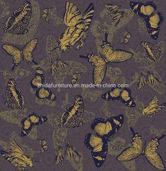 Jacquard del tessuto del sofà della tappezzeria e reticolo della lettera e Yarn-Dyed per la tenda del sofà, mobilia