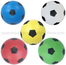 OEM 친환경 Thicken PVC Football 어린이용 장난감 카툰 팽창식 볼