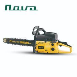 CS45A 새로운 가스는 Gardenline 원예용 도구 휴대용 동력 사슬 톱을 검토한다