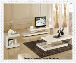 Natureza mobiliário em mármore para decoração de casa
