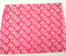 맞춤형 색상 조작 방지 포장 재료 위조 방지 라벨