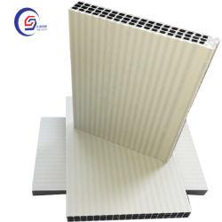 Aufbau-Gebäude-Verschalung-/Building-Schablonen-/Architektur-Vorstand-Panel-/Shuttering-konkrete Furnierholz-Verschalung der Wiederverwendungs-50 der Zeit--80 des Plastikpp. hohle
