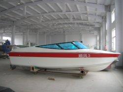6.3M 20FT PRFV água de fibra de velocidade de táxi de barco de passageiros para venda