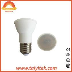 3W 5W GU10 JDR MR16 E27 LED spot ampoule