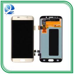Intelligentes Telefon LCD für Rand LCD-Touch Screen Samsung-S6