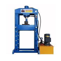 ماكينة الكبس/القوالب الهيدروليكية الكهربائية من نوع الإطار 30t