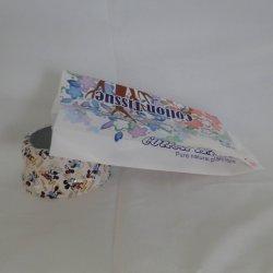 Sacchetto di plastica sigillato centrale per imballaggio a barre