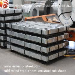 HRC/CRC/열간압연 강철 Coil/JIS G3141 SPCC는 강철 코일에 의하여 직류 전기를 통한 냉각 압연한 철 장을 냉각 압연했다