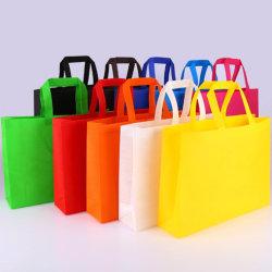 Ультразвуковой не тканый мешок, настраивать Wholesales многократного использования рекламных горячей нажав дружественность к прочному переработанных легкий портативный упаковки магазины подарков женская сумка