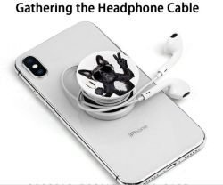 Vrije de Douane van de Toebehoren van de Telefoon van de cel duikt de de Uitbreidende Tribune van de Contactdoos en Houder van het Luchtkussen van de Greep voor de Houder van de Auto van iPhone op